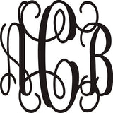 Monogram for Shirts - Momma G's Screen Printing, Embroidery & More