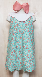 Begonia Blossom's Dress - Momma G's Children's Boutique, Screen Printing, Embroidery & More