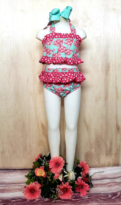 Flamingo Bikini - Momma G's Boutique