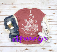 Hope is my Anchor - Momma G's Boutique