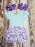 Ruffles Around Me - Momma G's Boutique
