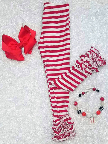 Red Striped Icings - Momma G's Boutique
