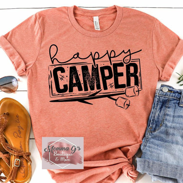 Happy Camper - Momma G's Boutique