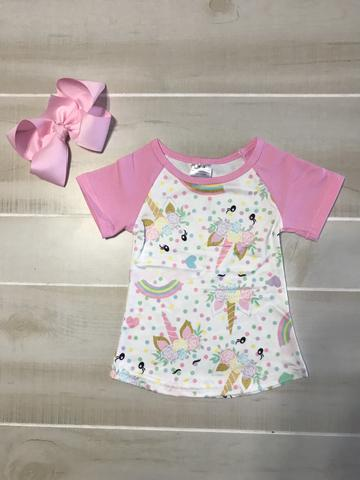 Unicorn Tee - Momma G's Boutique
