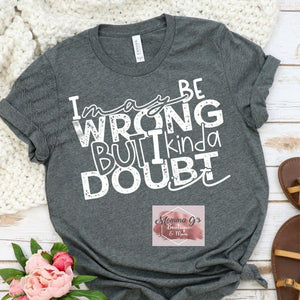 I may be wrong but I kinda doubt it - Momma G's Boutique