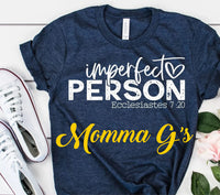 Imperfect Person - Momma G's Boutique