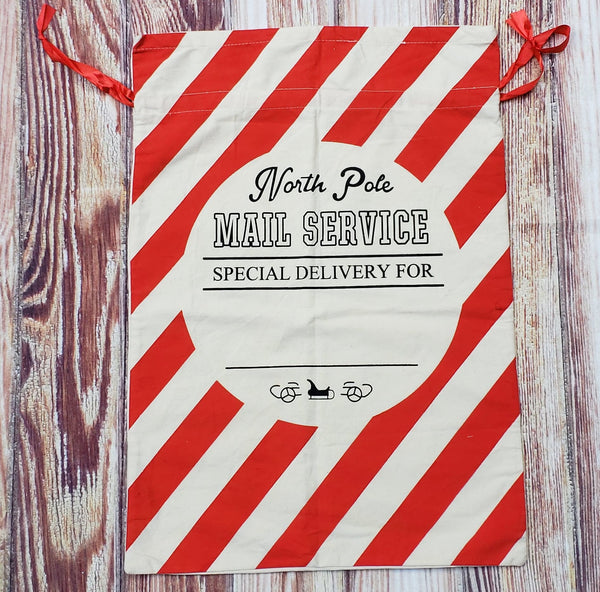 Santa Sack Mail - Momma G's Screen Printing, Embroidery & More