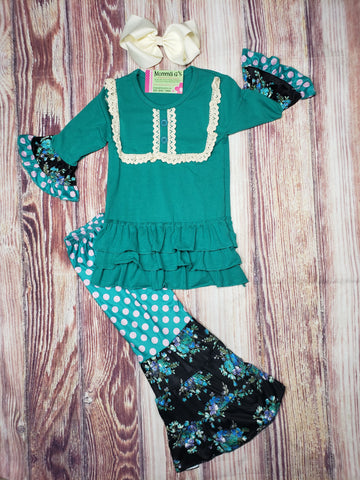 Teal Surprise - Momma G's Boutique