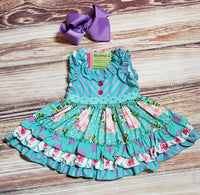 Twirl a Girl Dress - Momma G's Boutique
