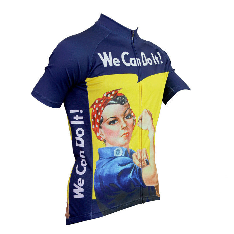 We Can Do It Cycling Jersey