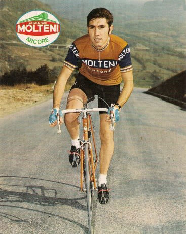 Molteni Arcore Eddy Merckx Throwback Cycling Jersey – Unique ...