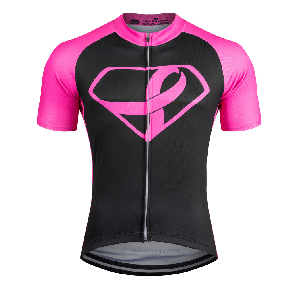 Breast Cancer Awareness Cycling Jersey