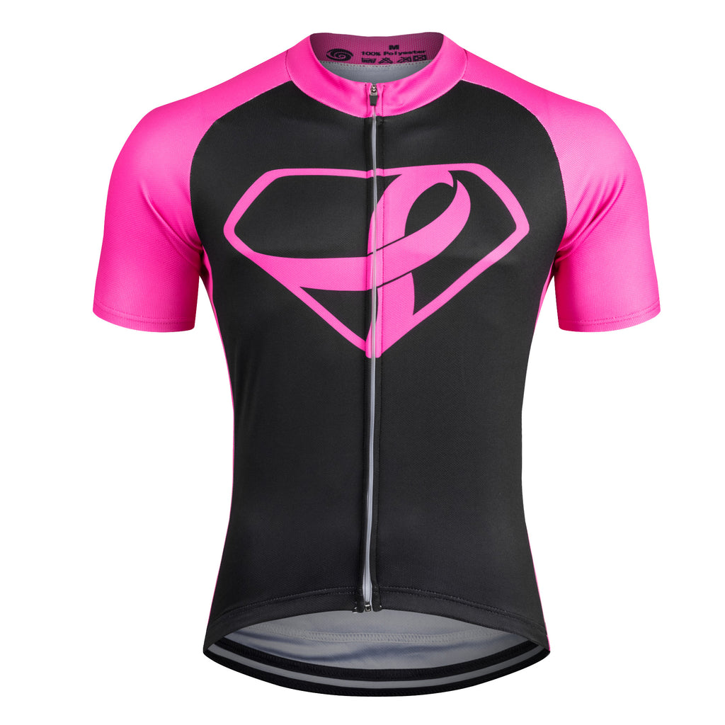 Breast Cancer Awareness Cycling Jersey f1f9714d3