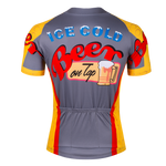 Ice Cold Beer on Tap Cycling Jersey