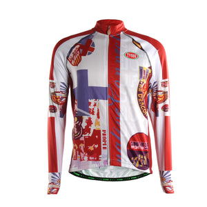 Britain Calling Performance Cycling Jersey