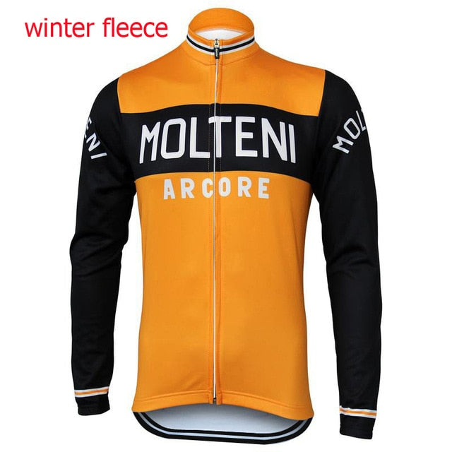Molteni Arcore Throwback Fleece