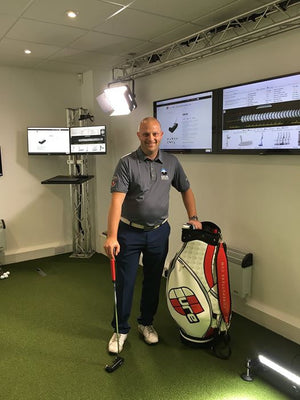 Cure Putter Sheffield Fitting Centre Launches