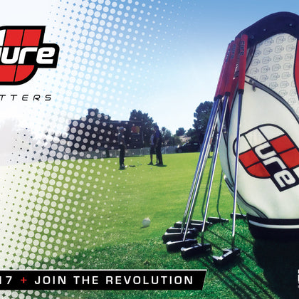Cure Putters now Available in the UK/EU