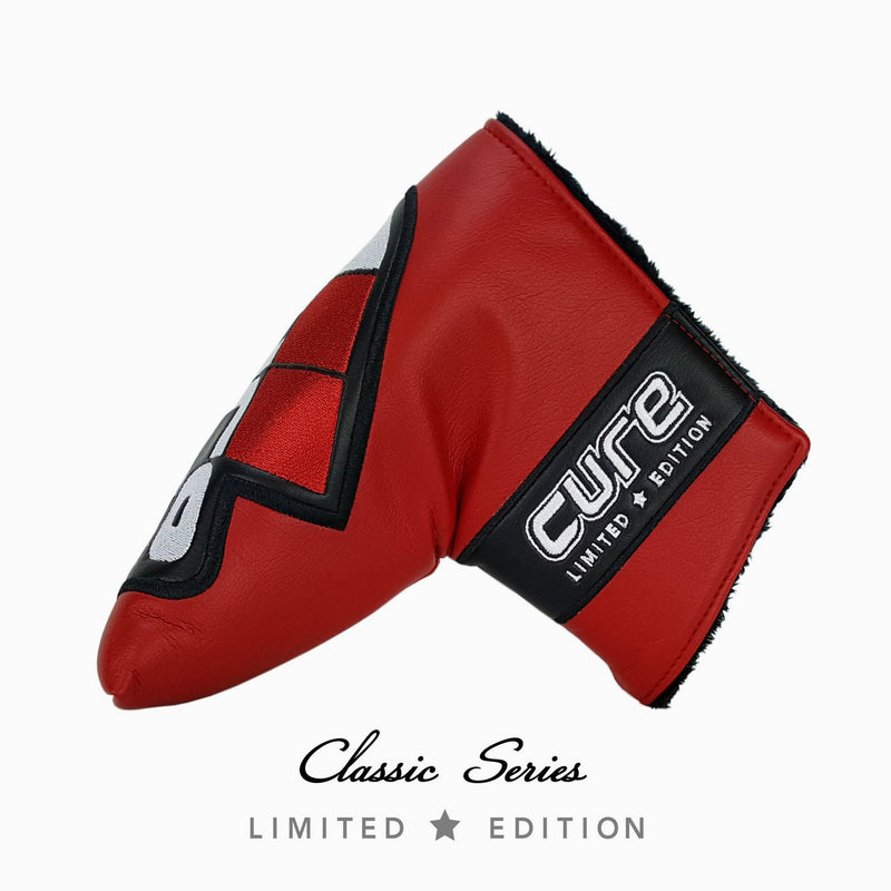 Limited Edition Red 'Big Logo' CX Head Cover