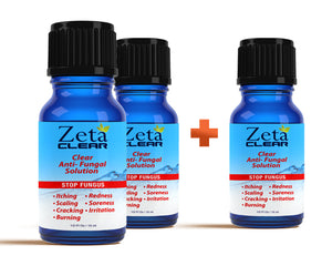 Zetaclear Nail Fungus Treatment Shop My Health
