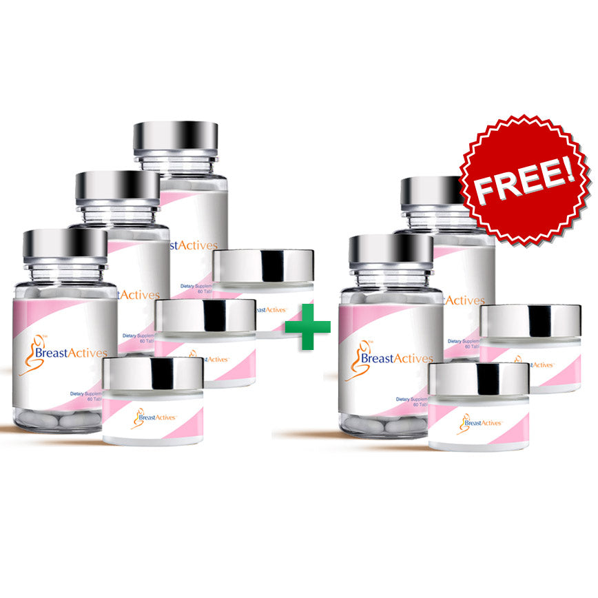 Breast Actives Breast Enhancement Shop My Health