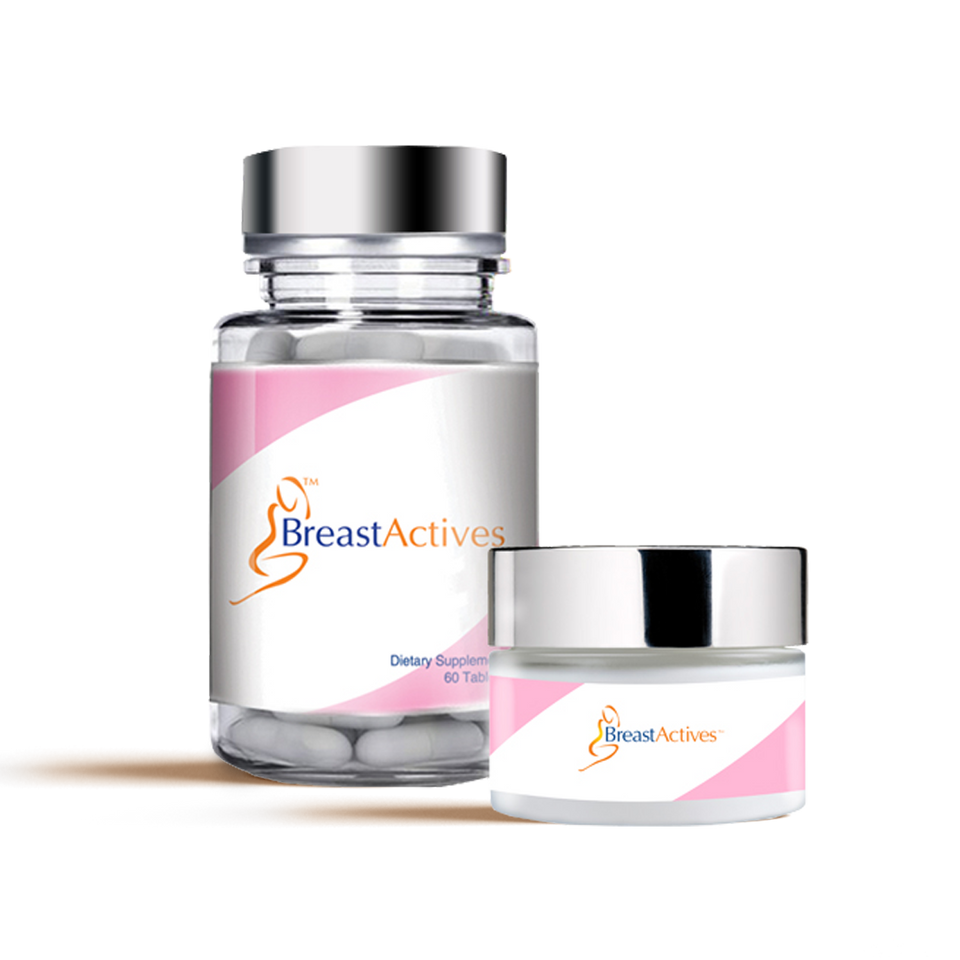 Breast Actives - Breast Enhancement*