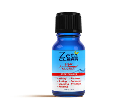 ZetaClear - Nail Fungus Treatment