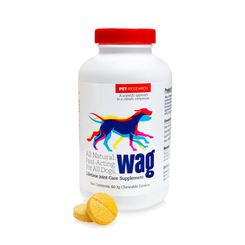 Wag Immune Care (60 Count)