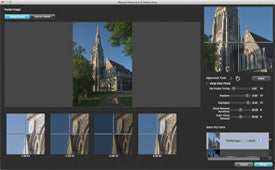 NEW Faster Merge & Image Alignment