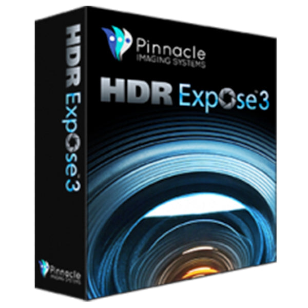 HDR Expose 3 by Pinnacle Imaging Systems