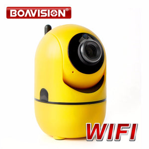 Super Mini Wireless Security IP Camera