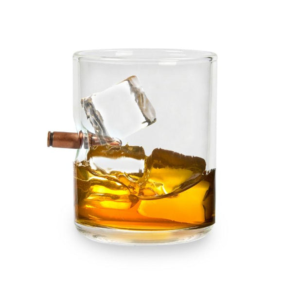 Creative Bullet Glass Cups