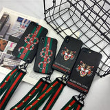Gucci-inspired Snake/ Cat Phone Cases