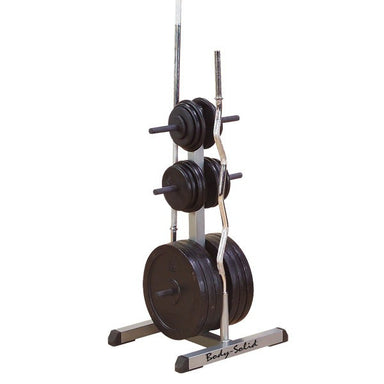 Body Solid Standard Weight Tree & Barbell Holder - GymBasis Store