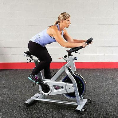 Body-Solid Endurance ESB150 Indoor Cycling Exercise Bike - GymBasis Store