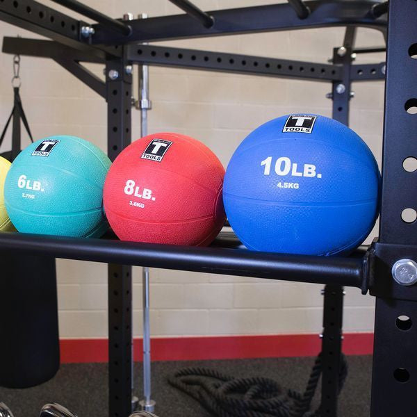 Body-Solid SR-MB HEX SYSTEM Medicine Ball Tray (Hexagon Rig option) - GymBasis Store