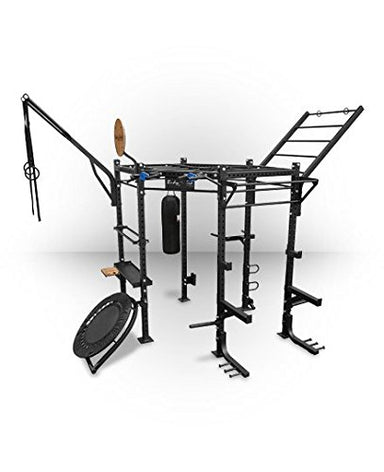 Body Solid Pro Hexagon Rig Club Pack - GymBasis Store