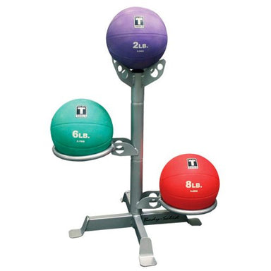 Body-Solid 3-Ball Medicine Ball Rack GMR5 - GymBasis Store