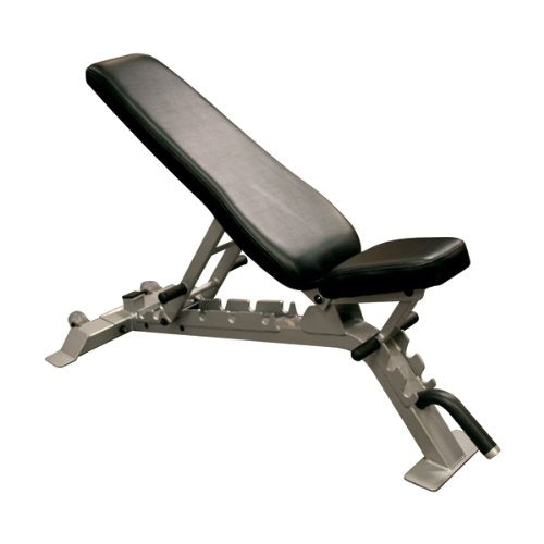 Body-Solid Commercial Flat/Incline/Decline Bench - GymBasis Store