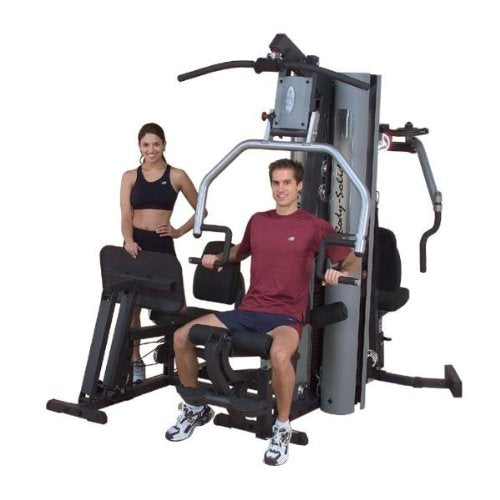 Body Solid G9S G-Series Two-Stack Gym with Multiple-Users Capability and Two 210-Pound Weight - GymBasis Store