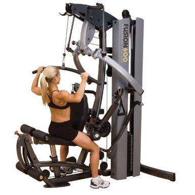 Body Solid FUSION 600 Personal Trainer w/ 310 Lb. Stack by Body Solid - GymBasis Store