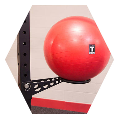Stability Ball Holder (For Hex Rig) - GymBasis Store