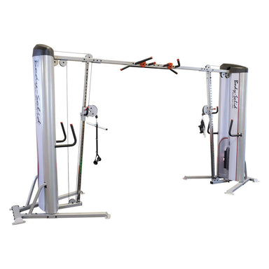 Body-Solid S2CCO Series II Cable Crossover with Dual Stack - GymBasis Store