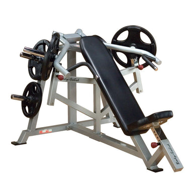 Body-Solid LVIP Leverage Incline Press - GymBasis Store