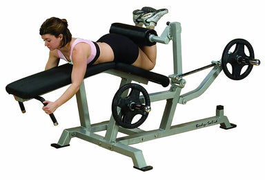 Body-Solid LVLC Leverage Leg Curl - GymBasis Store