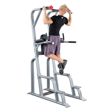 Body-Solid SVKR1000 Pro ClubLine Vertical Knee Raise - GymBasis Store