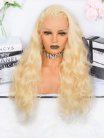 PERRUQUE - LACE WIG ONDULÉ - BLONDE