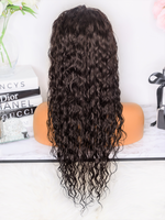 PERRUQUE - LACE WIG DEEP WAVE - LINCYSHAIR
