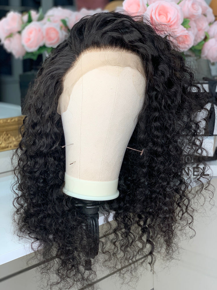 "PERRUQUE LACE WIG - ""SIERRA"" - LINCYSHAIR"
