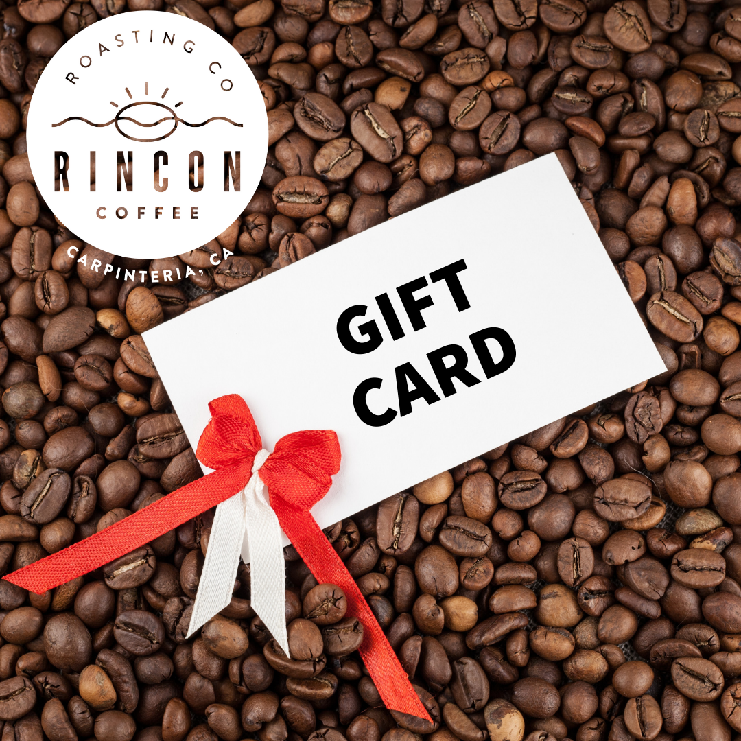 Rincon Coffee Roasting Company gift card